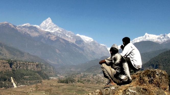 Nepal, aus.is